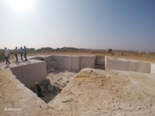サンドラミント採掘場