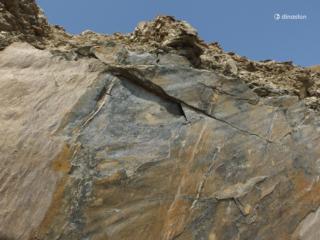 シルバス原石の山(インド)