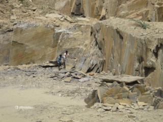 シルバス採掘場